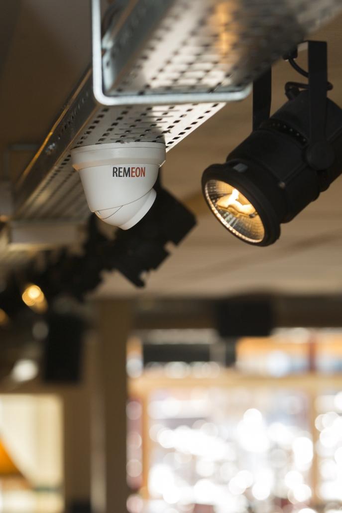 REMEON camera beveiliging