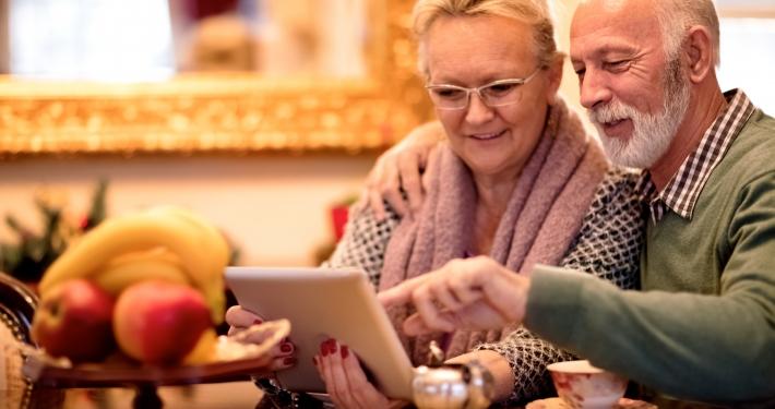 beveiliging bij senioren