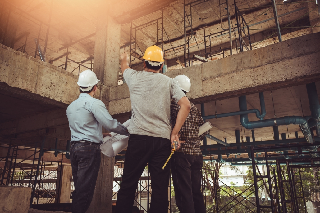 Beveiliging voor bouw