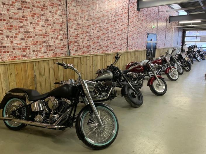 beveiligen bikershop